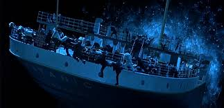 Titanic Sinking Simulation Real Time by 11 Timeline Of The Titanic Sinking Mapping The Titanic