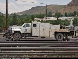 100 Railroad Trucks Union Pacific Crane Truck