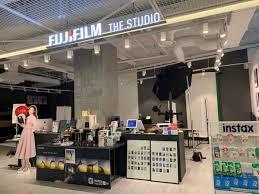 100 Fuji Studio Film The Korean Style ID Photo