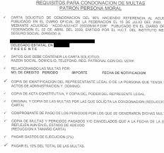 Condonacion De Creditos Fiscales Imss Creditos Fiscales De Ietu