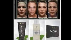 It Works Facial Exfoliating Peel Cleanser