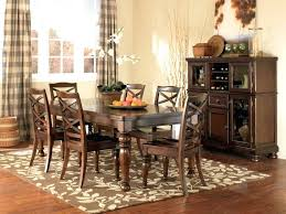 Furniture Row Dining Sets Patio Outdoor Mission Table Fence