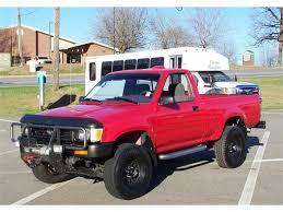 1994 Toyota Pickup For Sale | ClassicCars.com | CC-1075291 1994 Toyota Pickup Overview Cargurus Extended Cab Auto Cold Ac Auto City Llc 4x4 Sr5 Extra 30l V6 Efi 123k Miles Card Photos Informations Articles Bestcarmagcom Shipwrecked Photo Image Gallery 5speed 22re 4cyl Efi 111k Orig Dx Reg Short Box 22re Supa Yota 4wd For Sale Tacoma World Pickup Truck Item Ea9697 Sold March 7 Vehic For Classiccarscom Cc1075291 Truck 4 Ylinder Automatic Rust Free