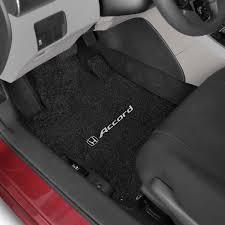 2008-2012 Honda Accord Logo Lloyd ULTIMAT 2 Piece FLOOR MAT SET ...