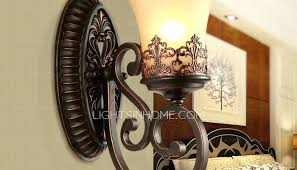 Rustic Wall Sconce Lighting Sconces These Barn Style