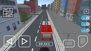 3D Fire Truck Simulator FREE - Android Apps On Google Play
