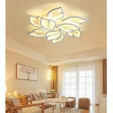 details zu deckenleuchte wohnzimmer schlafzimmer deckenle dimmbar chic blume deko design