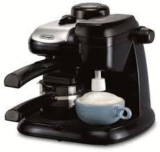 Delonghi Coffee Espresso And Cappuccino Maker 800 Watts Black EC9
