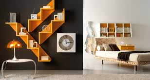 Bookshelf Design On Wall Lovely 50 Creative Diy Bookshelf Ideas