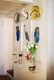 Slideshow Peek Inside Lulu Frost Designer Lisa Salzers Jewel Box Of An Apartment