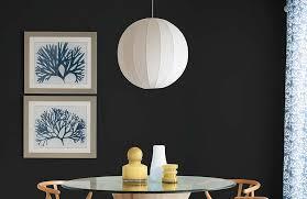A Room Painted In Glidden Deep Onyx 00NN 07 000 Interior Paint