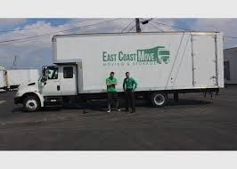 100 East Coast Truck Moving And Workers Moving Storage