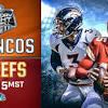 Broncos vs Chiefs 2020 Denver Broncos vs. Kansas City Chiefs. Sunday night game info