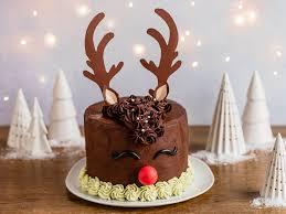 rentier torte weihnachtstorte schritt für schritt selber machen