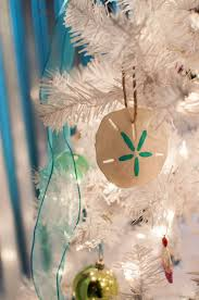 Seashell Christmas Tree by Art Actually Diy Seashell Ornaments