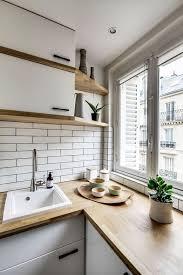 amenagement cuisine espace reduit immobilier travaux bien aménager une cuisine