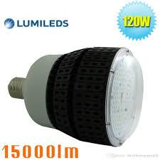 best 120w led high bay retrofit bulb replace 400watt metal halide