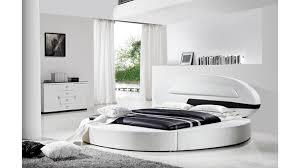 Chambre Avec Lit Rond Lit Rond Design Pour Lits Design Ronds Mobilier Cuir