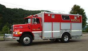 100 Ford Fire Truck 1996 Marion Heavy Duty Rescue Command Apparatus