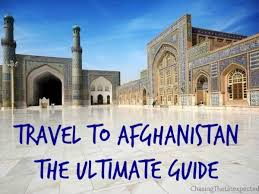 في جولة إلى أفغانيستان يجب زيارة هذه الأماكن هناك أفضل