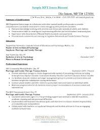 Resume Objective Examples Mental Health Ixiplay Healthcare For