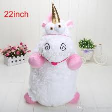 Despicable Me 22 Inch Fluffy Unicorn Plush Pillow Toy Doll Big Figure Gift Wholesale 120606 Barbie Body Dollparts From Boolavard 3582