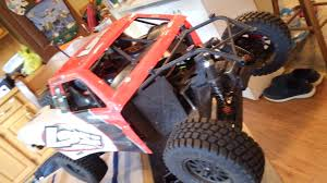 Losi Brushless 4x4 RC Truck | Revving RCs See It First Prolines Vw Baja Bug For The Axial Yeti New King Motor T1000 Truck Rcu Forums 118 24g 4wd Rc Remote Control Car Rock Crawler Buggy Rovan Q Rc 15 Rwd 29cc Gas 2 Stroke Engine W Kyosho Outlaw Ultima Arr Ford Rc Truck 3166 11500 Pclick Losi 110 Rey Desert Brushless Rtr With Avc Red Black 29cc Scale 2wd Hpi 5t Style Big Squid And Gas Mobil Dengan Gt3b Remote Control Di Bajas Dari Adventures Dirty In The Bone Baja Trucks Dirt Track Racing 4pcsset 140mm 18 Monster Tires Tyre Plastic