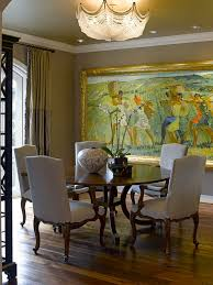 Beautiful Wall Art Dining Room