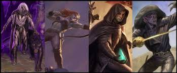 A Guide To The Character Heroes Of Dungeons Dragons Legend Drizzt Board Game Lets Review Games Eight Their Strengths And Weaknesses