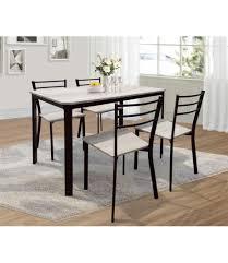 table et 4 chaises ensemble table 4 chaises lydie tidy home