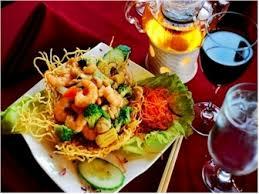 cuisine orientale auberge du grand lac the lan restaurant offers authentic cuisine