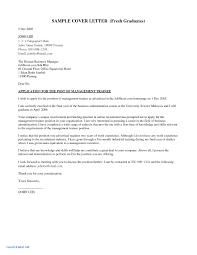Sample Of Application Letter For Fresh Graduates Hotel Restaurant