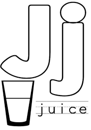 Download Free Printable Letter J Coloring Pages Template For Kids Colouring Sheets Drawing
