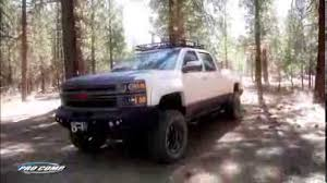 Pro Comp's 2014 Chevrolet Silverado 1500 Build! - YouTube