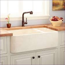 kitchen room wonderful undermount farm sink top mount porcelain