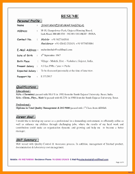 Resume What To Write In Profile Awesome Sample For Personal Short Bio Yourself