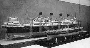Brittanic Sinking by Model Britannic Sinking Sinks Ideas