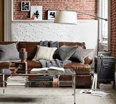 Pottery Barn Floor Lamps Discontinued by 51 Pottery Barn Chelsea Sectional Floor Lamp Bronze Floor