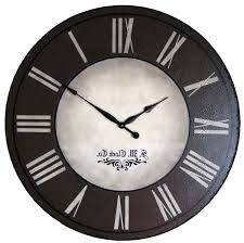 Decorating Amusing Oversized Wall Clock For Accessories Regarding 30 Inch Clocks