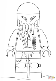 Click The Lego Space Police Coloring Pages To View Printable