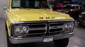 1972 GMC Pickup - YouTube