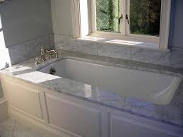 Acrylic Bathtub Liners Diy by Bathtubs For Two Mark 17 Tub In Twotoned Marble Laurel Mountain