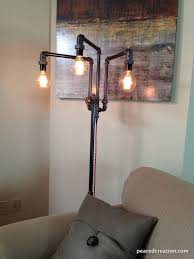 Get The Rustic Warehouse Styling Of A Industrial Floor Lamp To Add Your Space