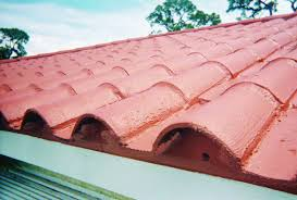 barrel tile roof colors roof fence futons durable material