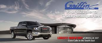 100 Used Trucks Monroe La New Buick GMC Dealer In NC Griffin Buick GMC