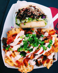 Koja Kitchen: Beef Burger & Kamikaze Fries. Delish!!! Add A Soda And ... Phillys Pasian Food Tasure The Koja Grille Foodboss Order Koja Kitchen Truck San Carlos Ca Amandas Memoranda 52 Weeks Of Tacos In Jose Kamikaze Fries 2 Best Trucks Bay Area Visual Menureviews By Blogginstagrammers Truck Is Hiring Diwasherprepline Cookc Kitchens First Francisco Restaurant Location Now Open Alist Evolution A Foodie Off The Grid And Super Duper Burger Passport Xpress Magazine 14 Restaurants You Need To Visit From Diners Drive Gay Gastronaut