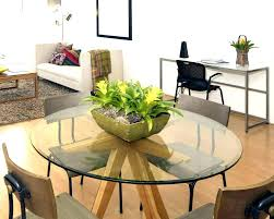 Round Dining Table With Leaf Inch Kitchen Cool