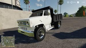 100 Chevy Dump Truck C70 V10 LS 19 Farming Simulator 19 Mod LS19 Mod