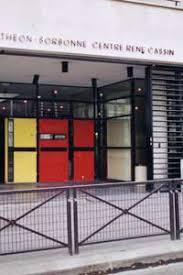 université 1 panthéon sorbonne centre port royal rené cassin