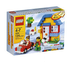 100 Small Lego House LEGO Building Set 5899 Damaged Package ToyWiz
